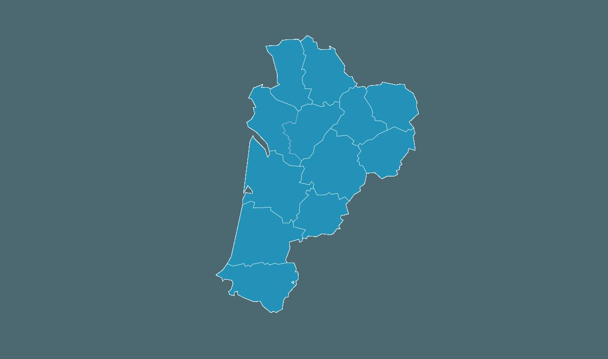 Aquitaine Limousin Poitou Charente