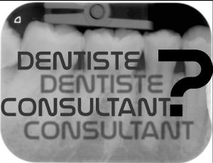 Radio dentiste consultant