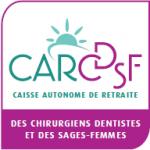 CARCDSF - Caisse Autonome de Retraite des Chirurgiens Dentistes et Sages-Femmes