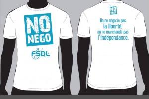 Tshirt no nego